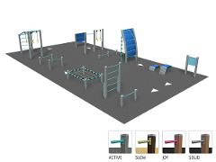 Fitness track M