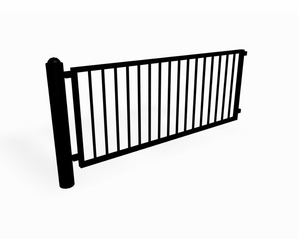 STRÖGET FENCE EXTENSION PIECE (NF9201) - Play, sport and park equipment for outdoors - www ...