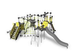 Spielgerüst Plutonium