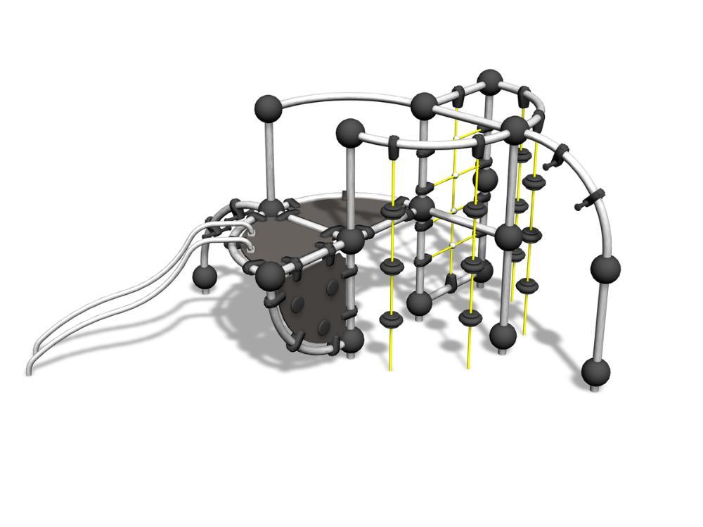 Spielgerüst Lithium