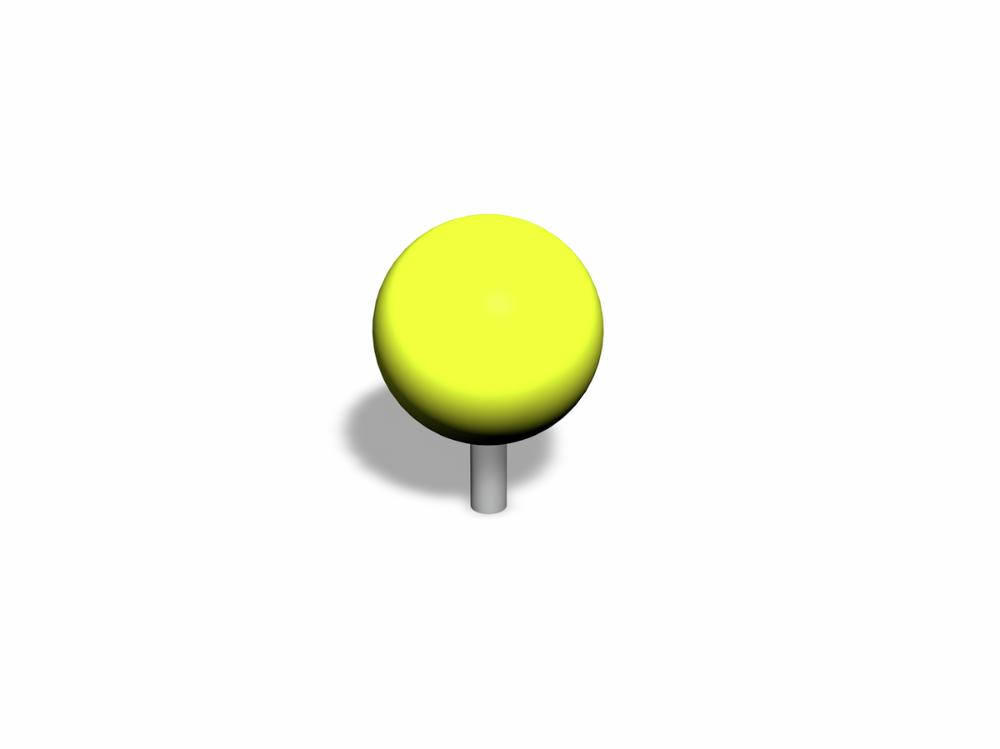 PRECISION BALL (YELLOW)
