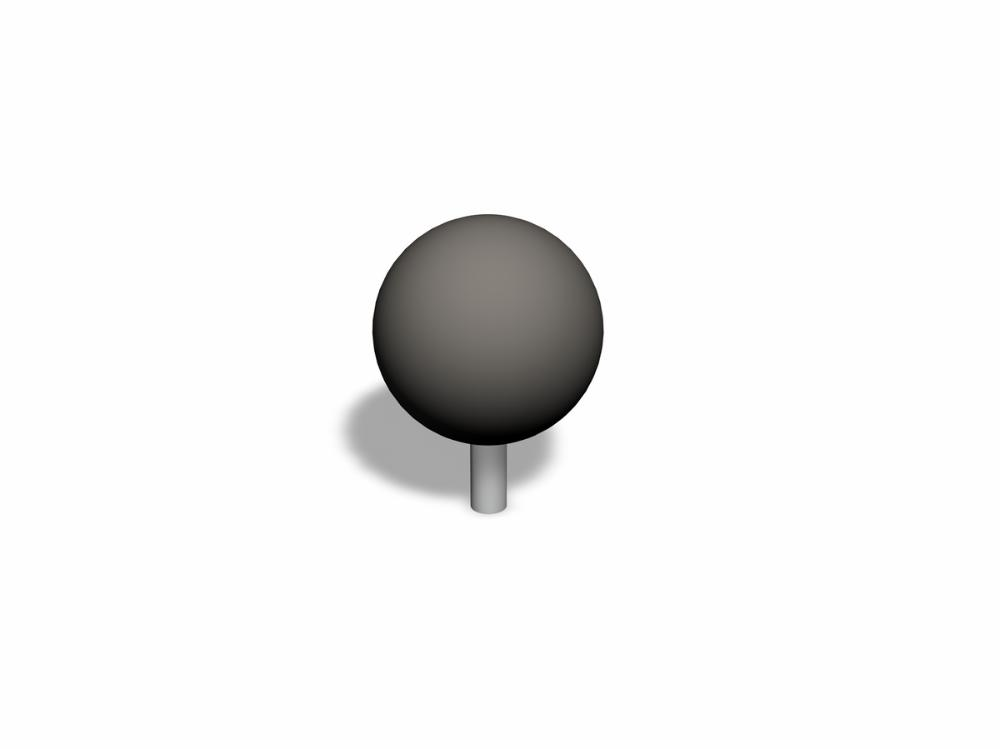 PRECISION BALL (GRAY)