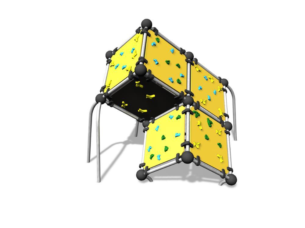 Wall Bouldering Cube L