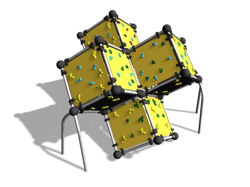 Wall Bouldering Cube XL