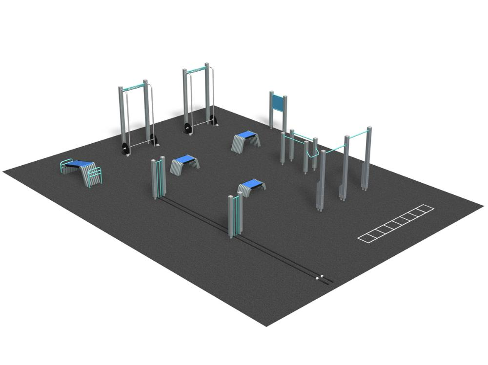 FITNESS PARK S
