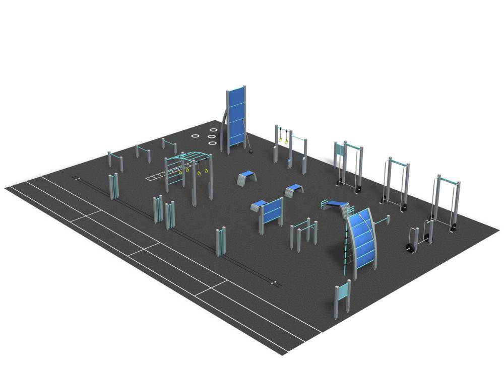 Fitness park L