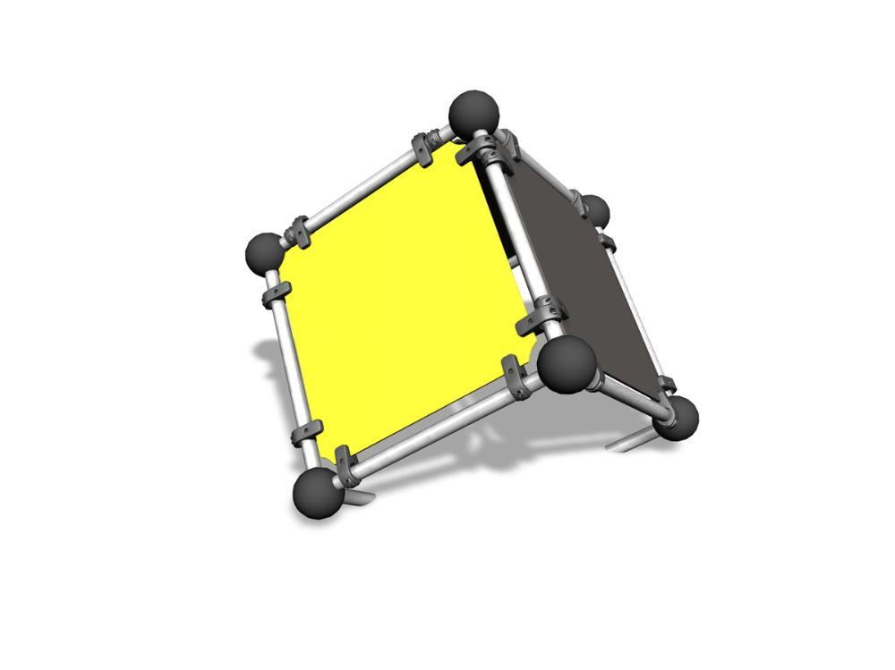 Tic-Tac cube S