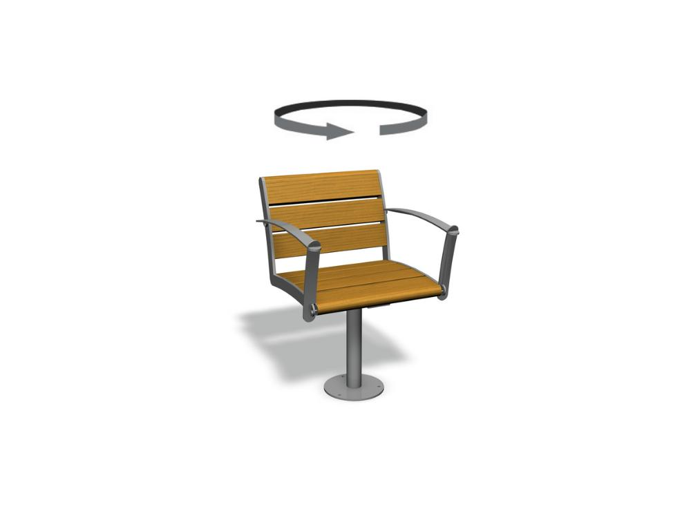 NIFO ROTATING CHAIR
