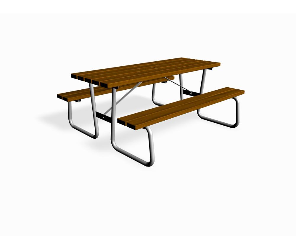 Hansa, picknickbord