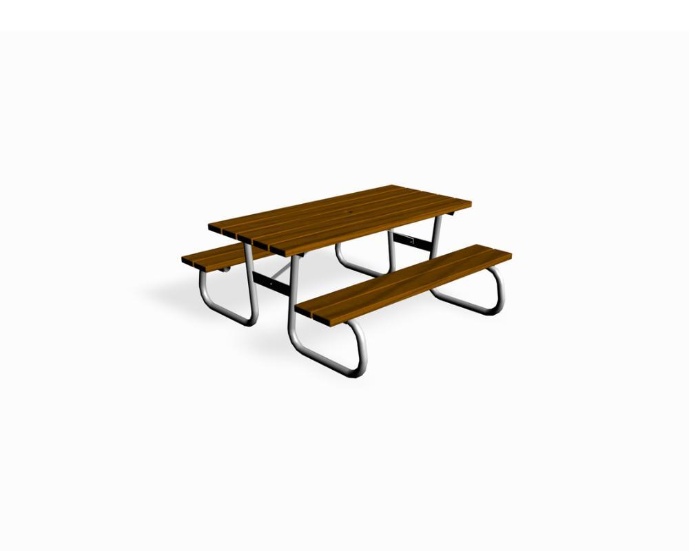 Hans, picknickbord för barn
