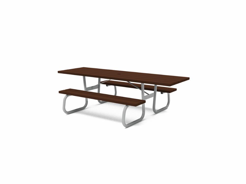 Hans picknickbord för barn
