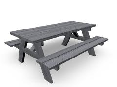 PARK PICNIC TABLE SET