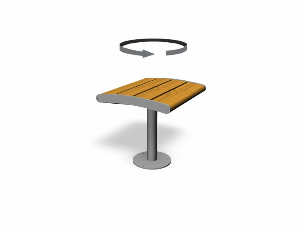 NIFO ROTATING STOOL