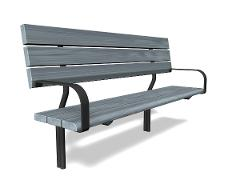 SCANDINAVIA SENIOR BENCH