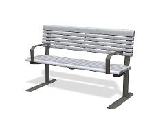 PARK PLACE SENIOR BENCH