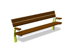 SCANDINAVIA BENCH FINNO