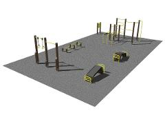 Streetworkout & Fitness 1