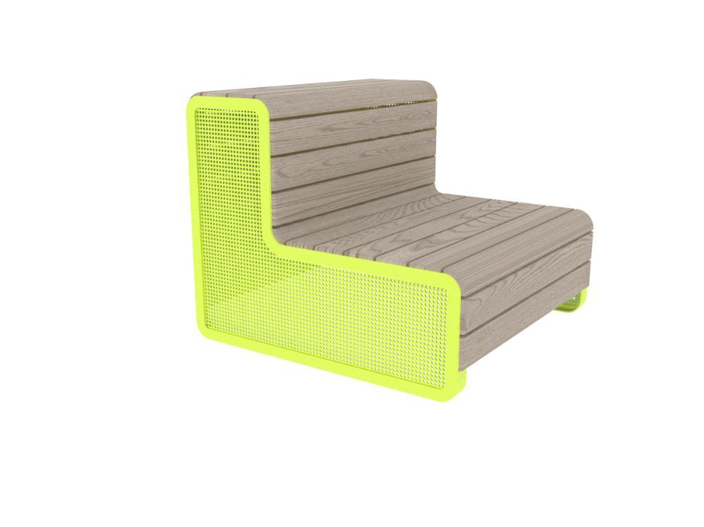 Chilla soffa, linax, ytmontering
