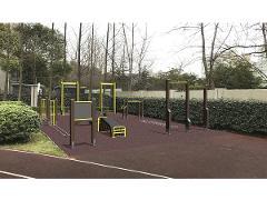 Fitness area 1