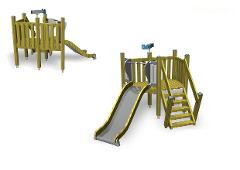 LITTLE PLAY TOWER