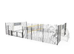STEEL NET ARENA