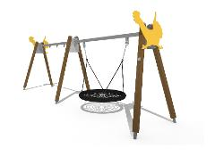 CHICKEN SWING FOR 2 + NEST LOW