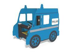 LITTLE POLICE CAR