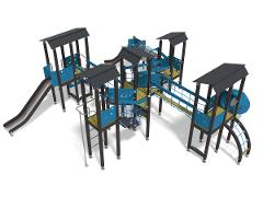 ACTIVITY PLAY TOWERS