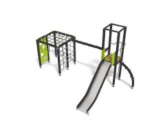 PLAY TOWER AND CLIMBING