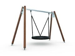 SWING FRAME NEST HIGH