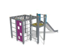 PLAY TOWER & CLIMBING