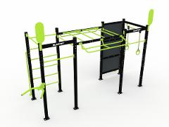 Functional Fitness Frame M