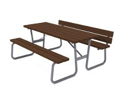 Hansa Picnic table