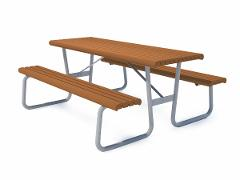 Yarden picnic table