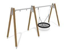 BIRD NEST SWING + SEAT FOR ONE