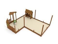 PLAYHOUSE & SANDBOX