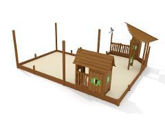 PLAYHOUSE & SANDBOX