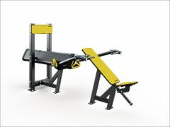 Sisu Inclined Bench Press