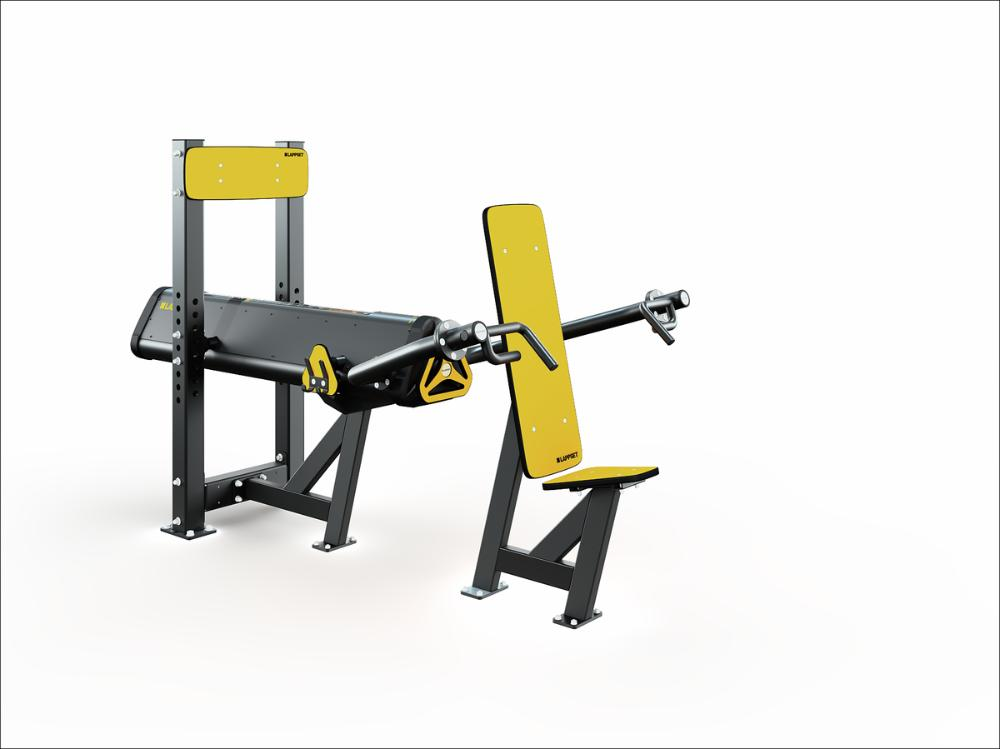 Sisu Overhead Press