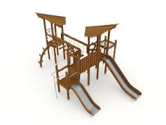 FLORA PLAY TOWERS