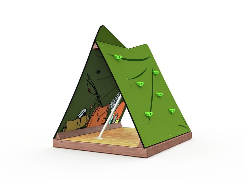 Nuuskamuikkusen teltta