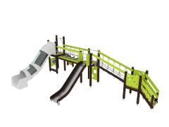 PLAY TOWERS & SLIDES